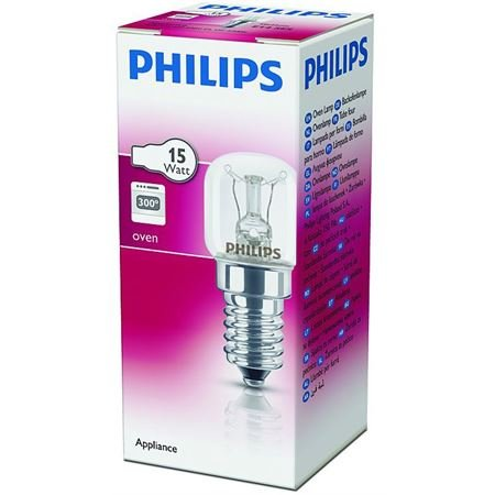 Philips Backofenlampe T22 15W E14 300°