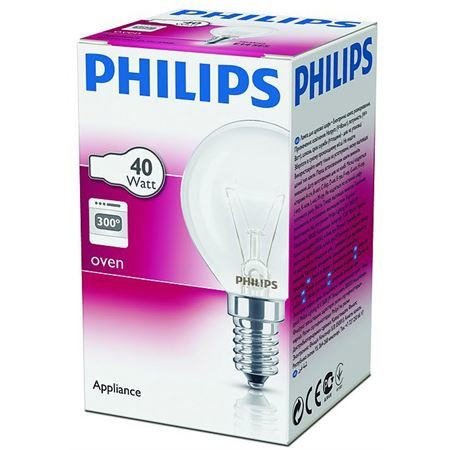Philips Backofenlampe T22 40W E14 300°