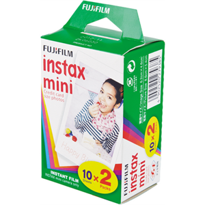 Fujifilm Instax mini Film 2x10